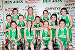 The TK Tomcats team (Ballymac) that played at the St Marys basketball blitz in Castleisland on Wednesday front row l-r: Mary Ann Fleming, Eve Creedon, Caoimhe carroll, Ciara Sheehan. Back row: Keela hughes, Ellie Sugrue, Lisa Curran, Ellen McElligott, Aisling O'Connell, Grace Curtin, Sinead Murphy and Katelyn Pierce