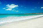 One of Viti Levus' best beaches is Natadola Beach off the main road on the way from Nadi to Sigatoka, Fiji Islands