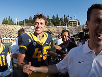 CAL Football vs Colorado Buffaloes, Sept. 27, 2014