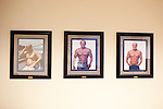 The office of Dr. Jeffry Life, of DrLife.com and spokesperson for Cenegenics, has a gym in his Las Vegas, Nevada office, seen April 4, 2011. Dr. Life is 72 and has been a patient of Cenegenics since 2003....