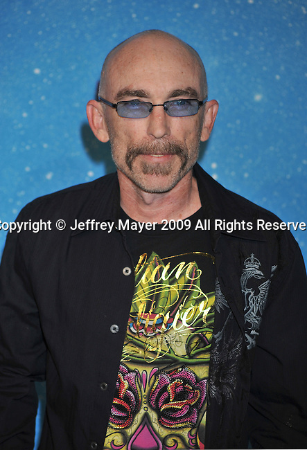 LOS ANGELES, CA. - October 17: Jackie Earle Haley arrives at Spike TV's Scream 2009 held at the Greek Theatre on October 17, 2009 in Los Angeles, California.