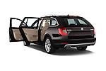 Car images of a 2015 Skoda SUPERB Elegance 5 Door Wagon 2WD Doors