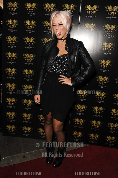 Amelia Lily arriving for the Lipsy Fashion Awards,  at Dstrkt, London. 29/05/2013 Picture by: Steve Vas / Featureflash