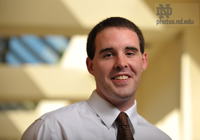 Patrick Corrigan for the Kroc Institute..Photo by Matt Cashore/University of Notre Dame