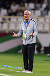 China Head Coach Marcello Lippi reacts during the AFC Asian Cup UAE 2019 Group C match between South Korea (KOR) and China (CHN)  at Al Nahyan Stadium on 16 January 2019 in Abu Dhabi, United Arab Emirates. Photo by Marcio Rodrigo Machado / Power Sport Images