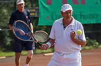 Etten-Leur, The Netherlands, August 23, 2016,  TC Etten, NVK, Doubles : Peter Vaarties (NED) (R) and Benno de Jel (NED)<br /> Photo: Tennisimages/Henk Koster