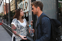 NEW YORK, EUA, 10.07.2017 - RYAN-PHILLIPPE - O ator norte-americano<br /> Ryan Phillippe &eacute; visto no bairro do Soho na cidade de New York nesta segunda-feira, 10. (Foto: Vanessa Carvalho/Brazil Photo Press)