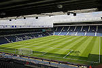 A general view of the stadium before the Barclays Premier League match at The Hawthorns.  Photo credit should read: Malcolm Couzens/Sportimage