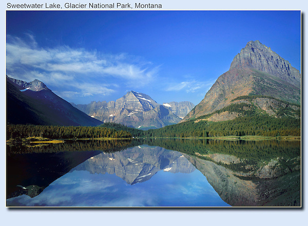 Going to the Sun Road, another classic road trip. <br />
