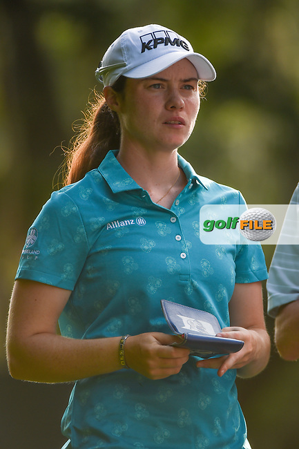 Leona Maguire (IRL) looks over her tee shot on 11 during round 2 of the 2019 US Women's Open, Charleston Country Club, Charleston, South Carolina,  USA. 5/31/2019.<br /> Picture: Golffile | Ken Murray<br /> <br /> All photo usage must carry mandatory copyright credit (© Golffile | Ken Murray)