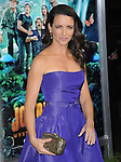 Kristin Davis at Warner Bros. L.A. Premiere of JOURNEY 2 The Mysterious Island held at The Grauman's Chinese Theatre in Hollywood, California on February 02,2012                                                                               © 2012 Hollywood Press Agency
