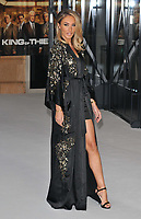 Megan McKenna at the &quot;King of Thieves&quot; world film premiere, Vue West End, Leicester Square, London, England, UK, on Wednesday 12 September 2018.<br /> CAP/CAN<br /> &copy;CAN/Capital Pictures