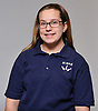 Jessica Pinelli of Eastport-South Manor poses for a portrait during the Newsday girls bowling winter preview photo shoot at company headquarters on Monday, Dec. 12, 2016.