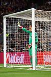 UEFA Champions League 2017/2018.<br /> Round of 16 2nd leg.<br /> FC Barcelona vs Chelsea FC: 3-0.<br /> Marc-Andre Ter Stegen.
