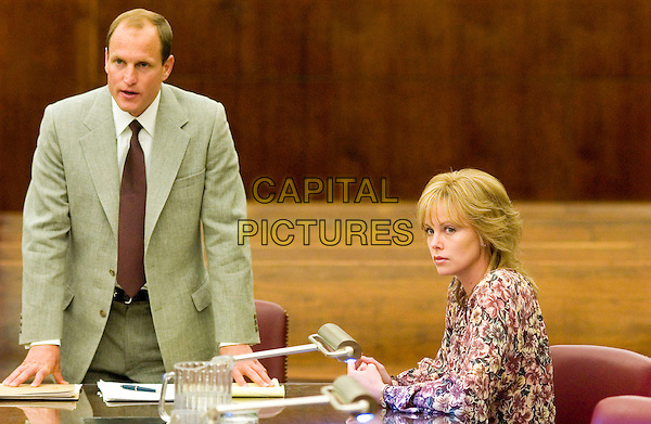 WOODY HARRELSON & CHARLIZE THERON.in North Country.Filmstill - Editorial Use Only.CAP/AWFF.supplied by Capital Pictures.