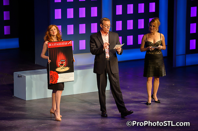 """""""Legally Hot"""" fundraiser presented by STAGES St. Louis at Robert G Reim Theater in Kirkwood, MO on Aug 12, 2013."""
