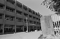 PL PL-Gakuen, JULY 1984 - Beseball : A general view of the school building of PL Gakuen Junior High School / High School in Osaka, Japan. (Photo by Katsuro Okazawa/AFLO)84 07 PL