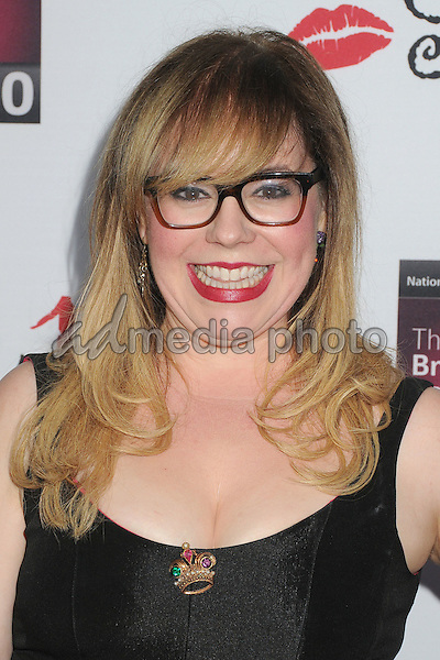 11 October 2015 - Hollywood, California - Kirsten Vangsness. 15th Annual Les Girls Cabaret held at Avalon. Photo Credit: Byron Purvis/AdMedia