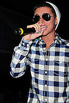 HOLLYWOOD, FL - DECEMBER 09: Jake Miller performs at the Seminole Hard Rock Winterfest Boat Parade 2011 Grand Marshal reception at Passion Night Club! in the Seminole Hard Rock Hotel & Casino on December 9, 2011 in Hollywood, Florida. (Photo by Johnny Louis/jlnphotography.com)