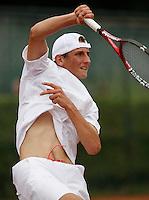 15-8-07, Amsterdam, Tennis, Nationale Tennis Kampioenschappen 2007, Thiemo de Bakker