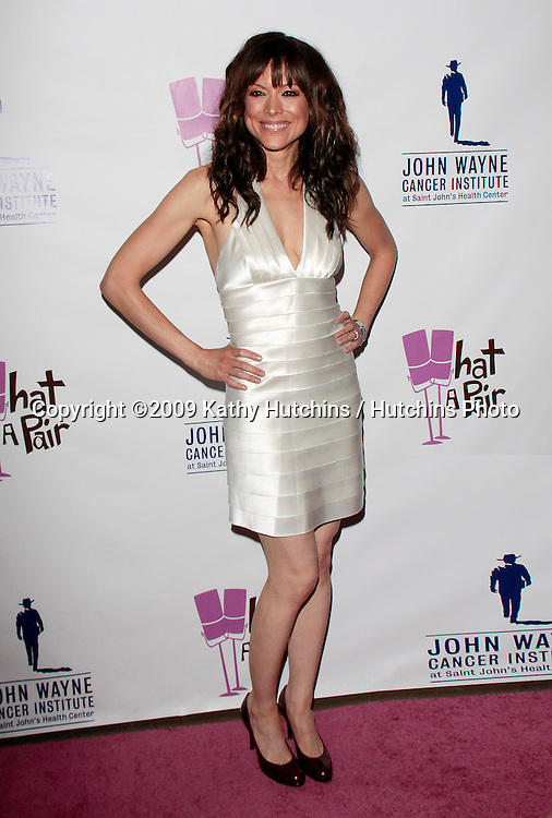 "Liz Vassey.""What A Pair! 7"" Celebrity Concert to Benefit the John Wayne Cancer Institute.The Broad Stage.Los Angeles, CA.September 26, 2009.©2009 Hutchins Photo...."