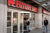 A Future Shop store is pictured in Toronto April 19, 2010.