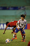 South Korea vs Thailand during the 2014 AFC Women's Asian Cup Group Stage B match on May 17, 2014 at the Th?ng Nh?t Stadium in H? Chí Minh City, Vietnam. Photo by World Sport Group