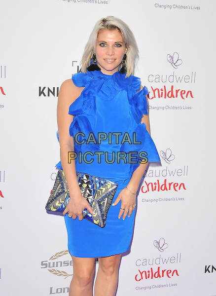 Pips Taylor at the Caudwell Children Butterfly Ball, Grosvenor House Hotel, Park Lane, London, England, UK, on Wednesday 22 June 2016.<br /> CAP/CAN<br /> &copy;CAN/Capital Pictures