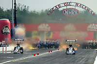 31 August - 3 September, 2012, Indianapolis, Indiana USA, Antron Brown, Matco Tools, top fuel dragster @2012, Mark J. Rebilas
