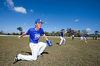 BASEBALL - POLES BASEBALL FRANCE - TRAINING CAMP CUBA - HAVANA (CUBA) - 13 TO 23/02/2009 - LOWEL BIGOT (FRANCE)