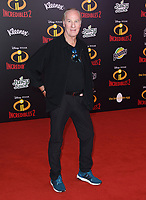 05 June 2018 - Hollywood, California - Craig T. Nelson. Disney Pixar's &quot;Incredibles 2&quot; Los Angeles Premiere held at El Capitan Theatre. <br /> CAP/ADM/BT<br /> &copy;BT/ADM/Capital Pictures