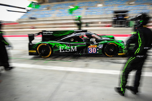 19-21 November 2015, Six Hours of Bahrain, FIA World Endurance Championship, WEC, Sakhir, Bahrain, No. 30 Extreme Speed Motorsports Ligier JS P2 Honda, Scott Sharp, Ryan Dalziel, David Heinemeier Hansson