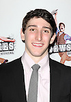 Ben Frankhauser.attending the 'NEWSIES' Opening Night after Party at the Nederlander Theatre in New York on 3/29/2012