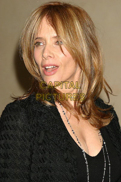 ROSANNA ARQUETTE.AmfAR ARCRIA Gala Honoring Herb Ritts at Sotheby's in New York, USA, February 2th 2005...portrait headshot.Ref: IW.www.capitalpictures.com.sales@capitalpictures.com.©Capital Pictures.