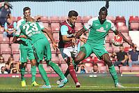 West Ham United vs Werder Bremen 02-08-15