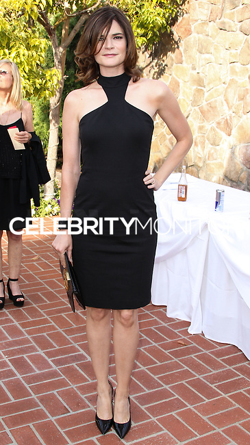 BURBANK, CA, USA - JUNE 26: Actress Betsy Brandt arrives at the 40th Annual Saturn Awards held at The Castaway on June 26, 2014 in Burbank, California, United States. (Photo by Xavier Collin/Celebrity Monitor)
