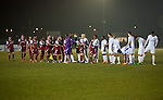 Picture by Arron Gent/Extreme Aperture Photography +44 7545 970036.18/02/2013.Chelmsford City and Havant & Waterville before the Blue Square Bet Blue Square South  League match at Melbourne Stadium, Chelmsford, Essex.