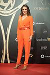 "Monica Carrillo attends ""Iris Academia de Television' awards at Nuevo Teatro Alcala, Madrid, Spain. <br /> November 18, 2019. <br /> (ALTERPHOTOS/David Jar)"
