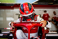 16th July 2020, Hungaroring, Budapest, Hungary; F1 Grand Prix of Hungary, drivers arrival and track inspection day;  88 Robert Kubica POL, Alfa Romeo Racing ORLEN