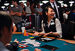 oops--dealer drops deck during hand