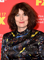 """HOLLYWOOD - JANUARY 8: Anna Chancellor attends the Red Carpet Premiere Event for FX's """"The Assassination of Gianni Versace: American Crime Story"""" at ArcLight Hollywood on January 8, 2018, in Hollywood, California. (Photo by Scott Kirkland/FX/PictureGroup)"""