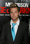 "LOS ANGELES, CA. - January 26: Singer Lance Bass attends the ""Edge Of Darkness"" Los Angeles Premiere at Grauman's Chinese Theatre on January 26, 2010 in Los Angeles, California."