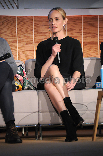 23 March 2017 - Beverly Hills, California - Amber Valletta. Environmental Media Association Hosts The EMA IMPACT Summit held at The Montage Beverly Hills in Beverly Hills. Photo Credit: Birdie Thompson/AdMedia