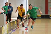 Floorball - Wellington Open at ASB Sports Centre, Wellington, New Zealand on Friday 23 September 2016.<br /> Photo by Masanori Udagawa. <br /> www.photowellington.photoshelter.com.