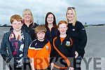 taken part in the Ballyheigiue 10/5K by the Bay Run on Sunday were, Darragh and Ríain Donnelly,Luke,Beth and Angela O'Mahony and Caroline Corridon.