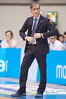 Monbus Obradoiro Moncho Fernandez during Liga Endesa match between San Pablo Burgos and Monbus Obradoiro at Coliseum Burgos in Burgos, Spain. April 01, 2018. (ALTERPHOTOS/Borja B.Hojas) /NORTE PHOTO NORTEPHOTOMEXICO