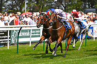 during Father's Day Racing at Salisbury Racecourse on 18th June 2017