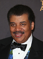 LOS ANGELES, CA - SEPTEMBER 09: Neil deGrasse Tyson, at the 2017 Creative Arts Emmy Awards at Microsoft Theater on September 9, 2017 in Los Angeles, California. <br /> CAP/MPIFS<br /> &copy;MPIFS/Capital Pictures