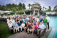 The crew at the Hyatt Regency in Scottsdale.