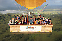 20160311 March 11 Hot Air Balloon Gold Coast